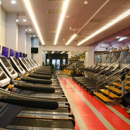 <strong>Sala de Fitness</strong>