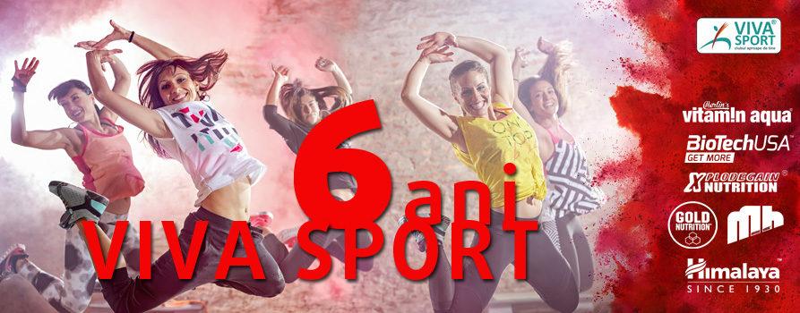 6 ani de Viva Sport