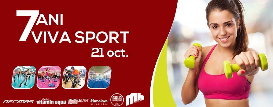 7 ani de Viva Sport