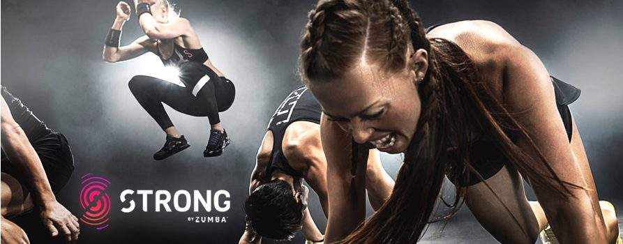 STRONG by Zumba – Clasa noua in programul de Aerobic