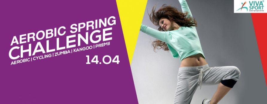 Aerobic Spring Challenge – editia a 8-a
