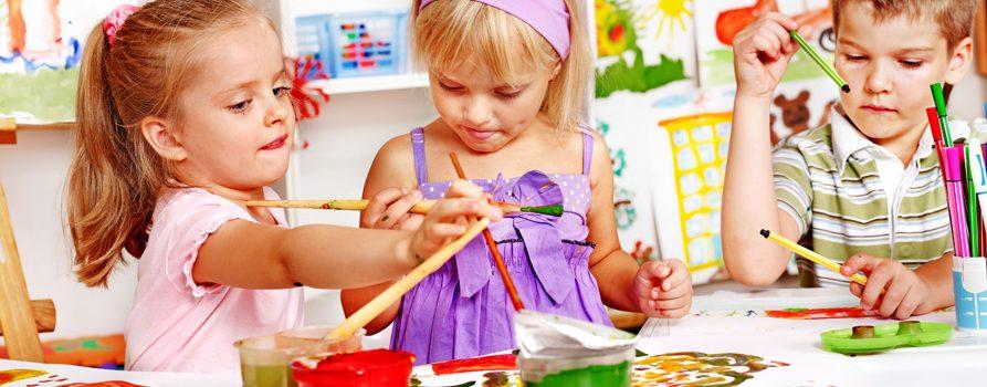 NOU – Ateliere de creatie pentru copii