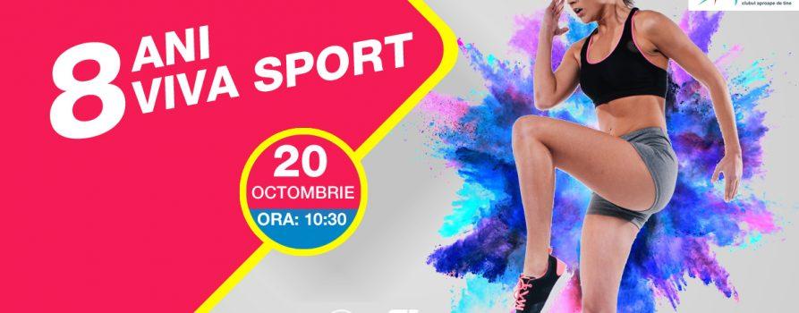 8 ani de Viva Sport
