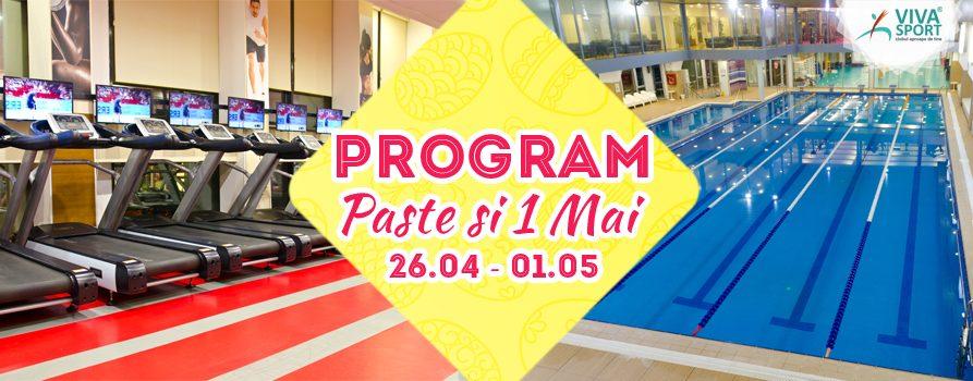 Program 26.04 – 01.05.2019