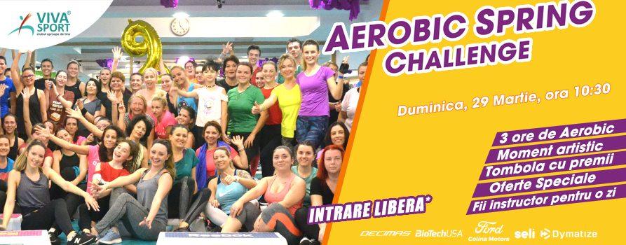 Aerobic Spring Challenge