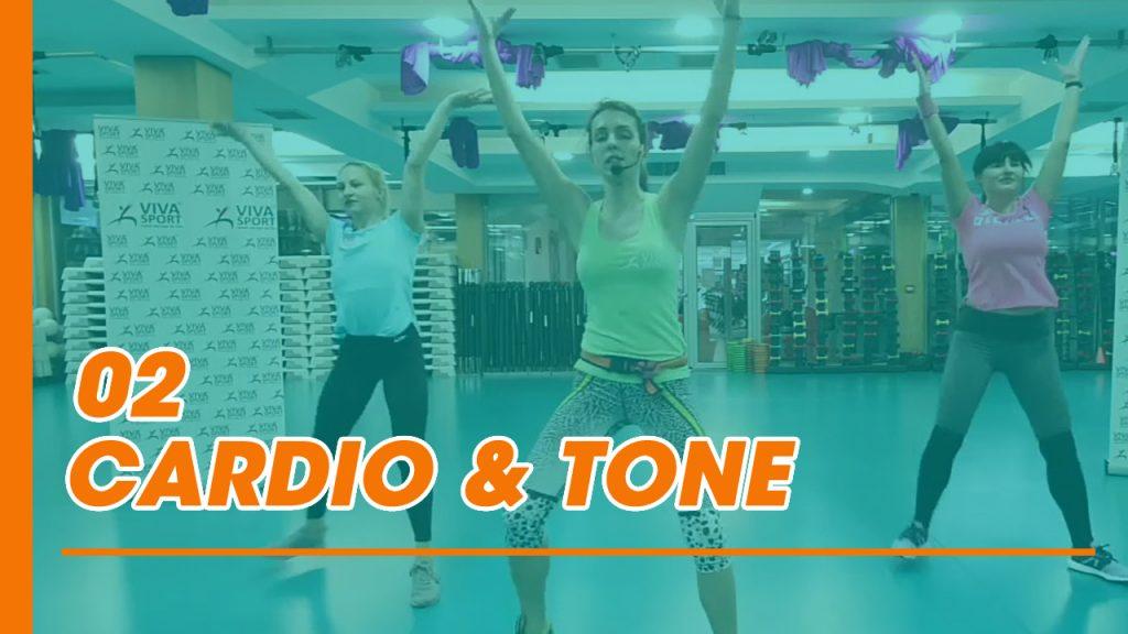 02 Antrenament Cardio & Tone