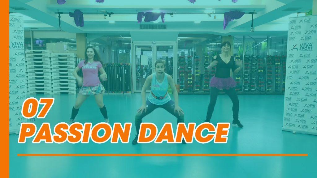 07 Antrenament Passion Dance