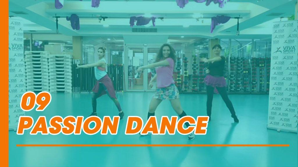 09 Antrenament Passion Dance