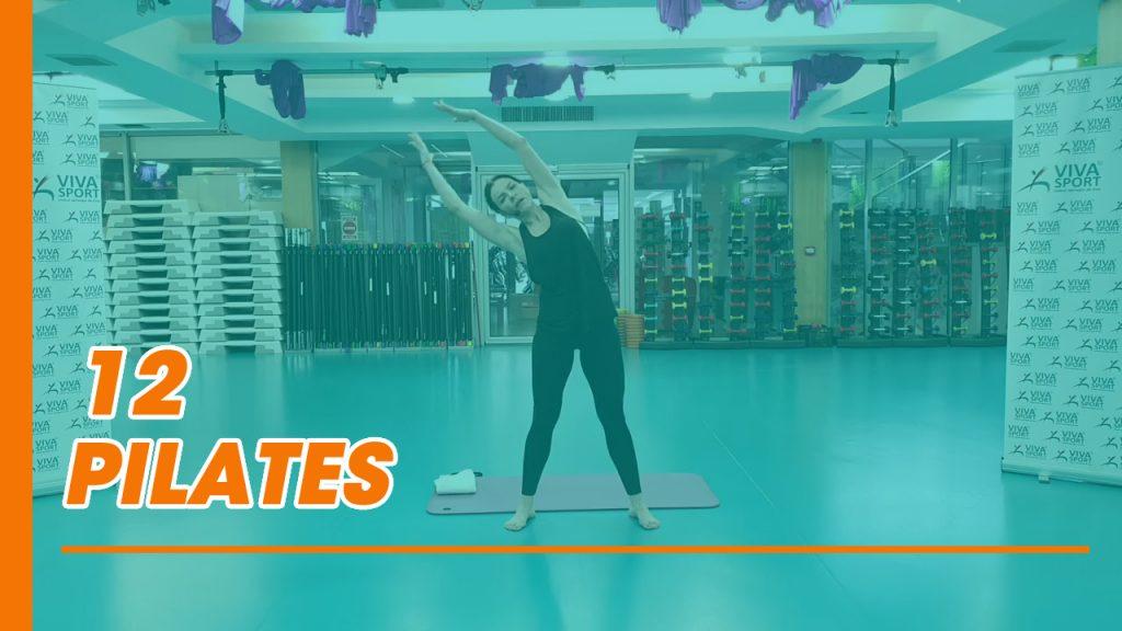 12 Antrenament Pilates