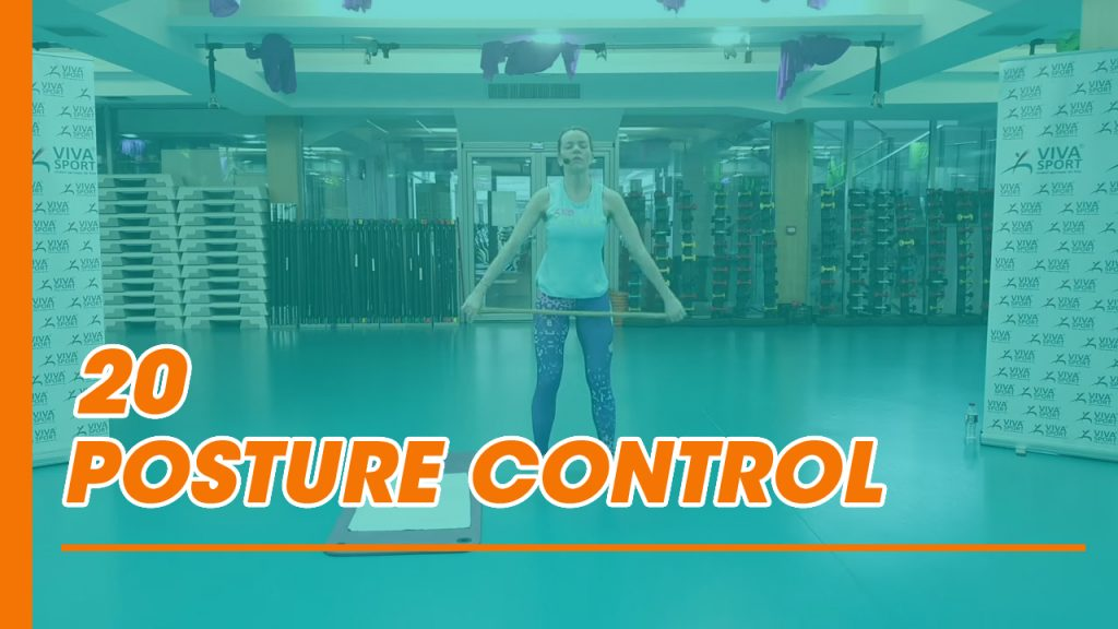 20 Antrenament Posture Control