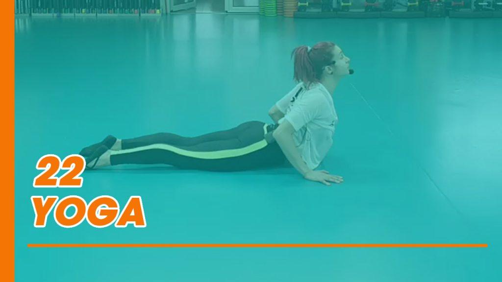 22 Antrenament Yoga