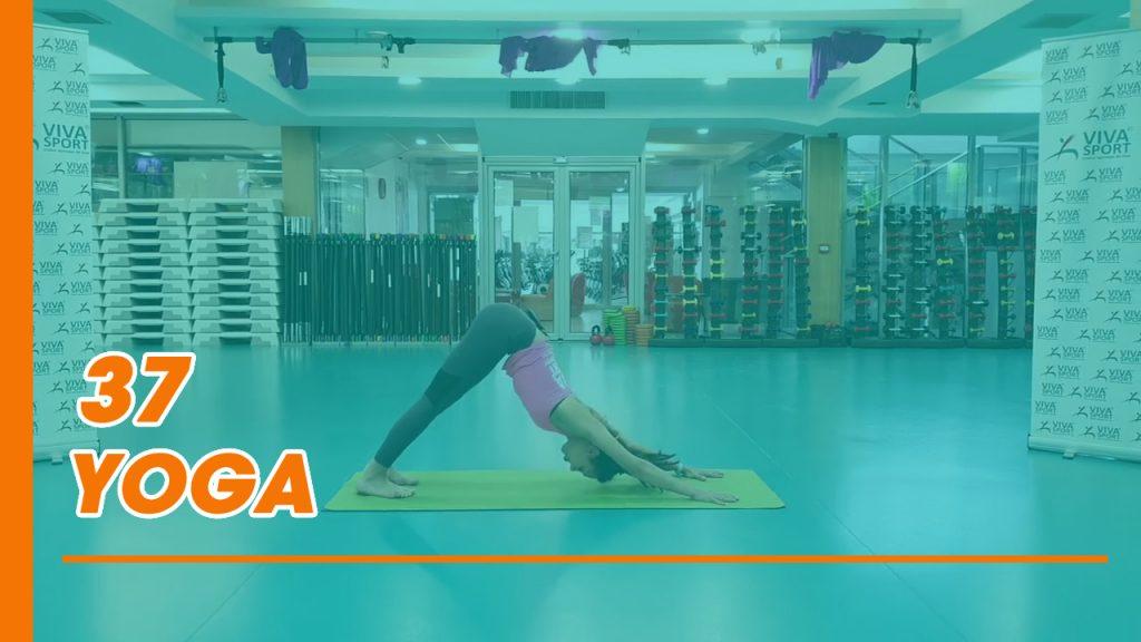 37 Antrenament Yoga
