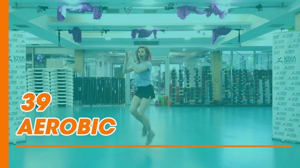 39 Antrenament Aerobic
