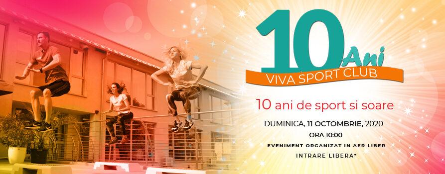 10 ani de Viva Sport